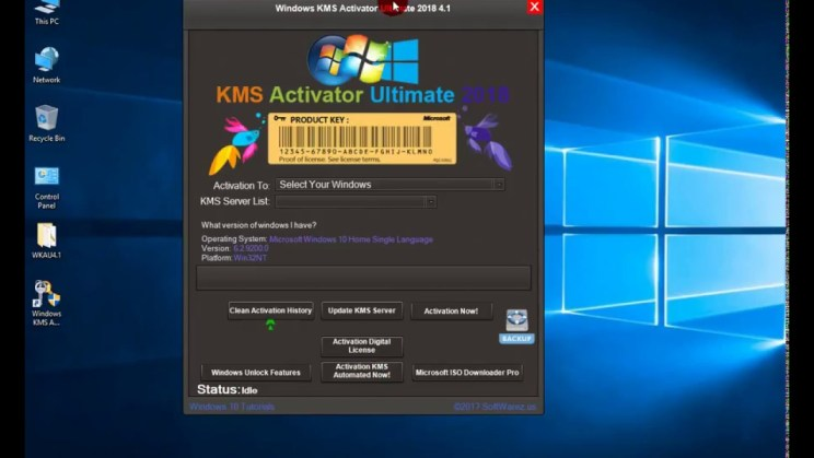 HEU KMS Activator Crack With Latest version