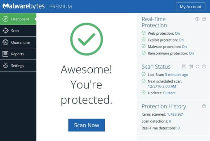 Malwarebytes Crack + [Lifetime] License Key