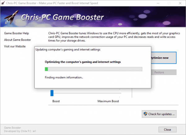 ChrisPC Game Booster Crack with Serial Key Download