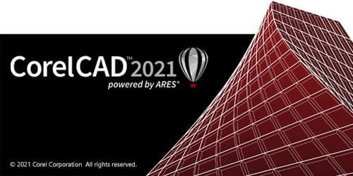 CorelCAD 2021.5 Build 21.1.1.2097 Crack with Product Key