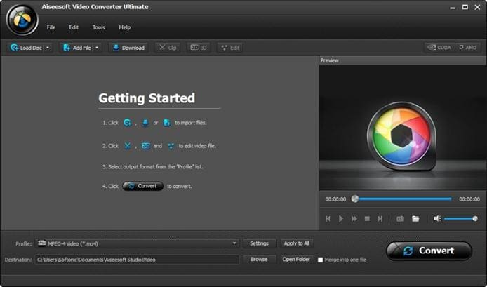 Aiseesoft Video Converter Ultimate Crack+Serial Key Download