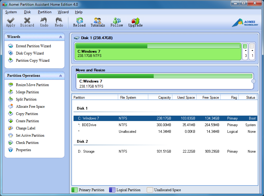 AOMEI Partition Assistant 9.3 Crack with License Key 2021 Download