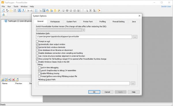 Appeon Powerbuilder 2021 Build 1288 Crack Free Download