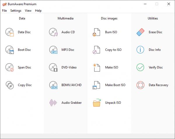 BurnAware Professional & Premium 14.6 Crack Free Download