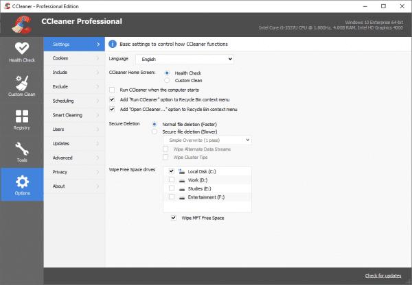 CCleaner Pro Crack + License Key Free Download