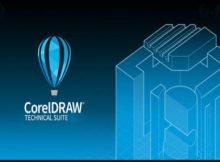 CorelDRAW Technical Suite 2021 v23 Crack with Keygen Download
