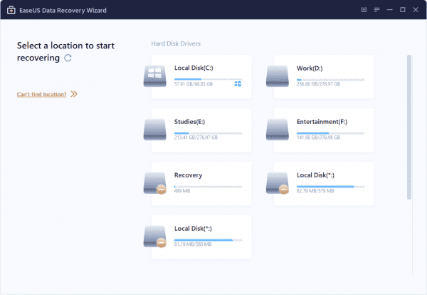 EaseUS Data Recovery Wizard Pro 14.2.1 Crack with License Key Download