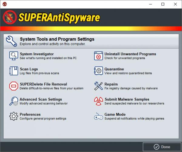 SUPERAntiSpyware Professional X Crack Free Download