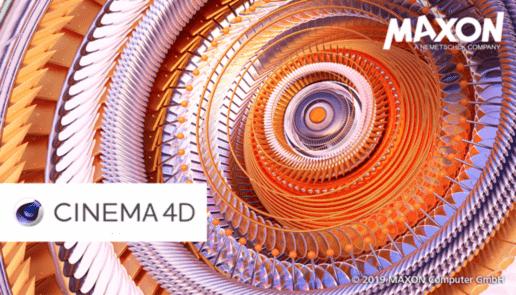 Maxon CINEMA 4D Studio R25 Crack + License Key Free Download
