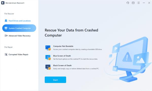 Wondershare Recoverit Crack + Activation Key Free Download