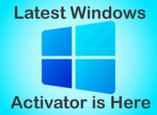 Windows 11 Activator & Activation Keys Free Download